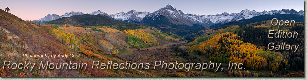 Colorado Fall Pictures