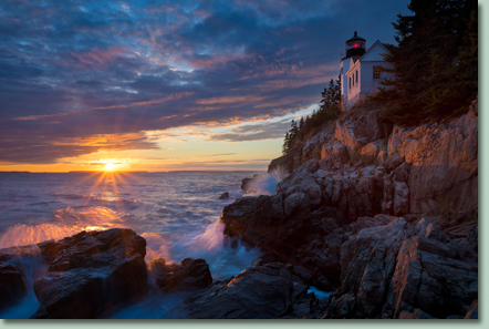 Maine Coast Photo Workshop