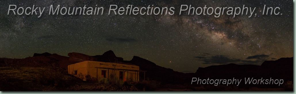 Big Bend Night Photography Workshops, TX.
