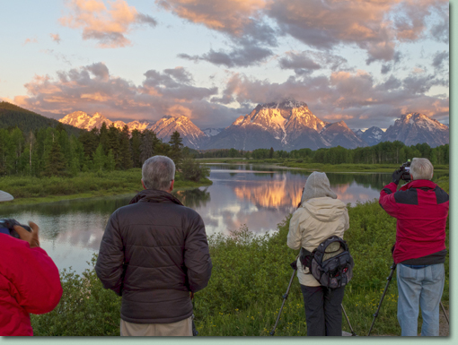 Grand Teton Photo Workshop