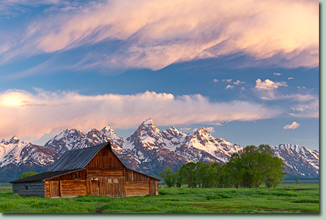 Grand Teton Photography Workshop