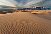 Photograph of the Great Sand Dunes