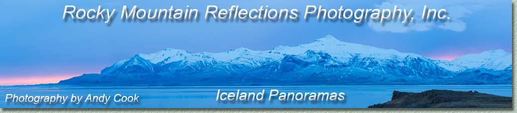Welcome to a gallery of Iceland, landscape, panoramic photos.