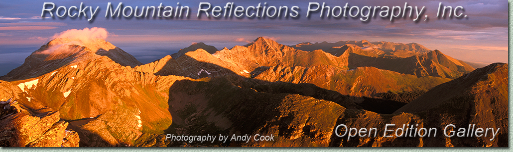 Photos of the Colorado Rocky Mountains