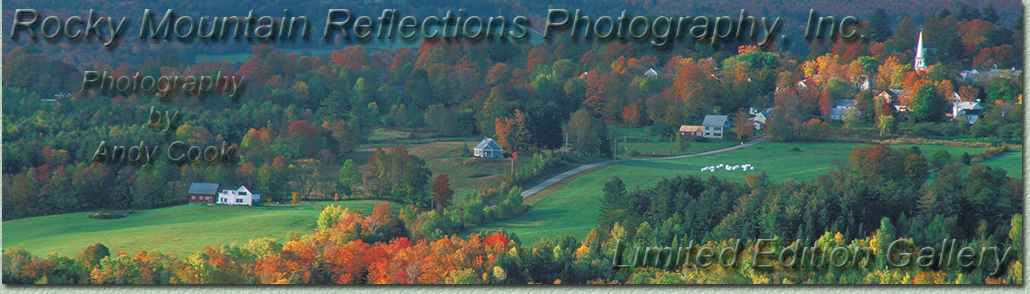 New England Landscape Photography