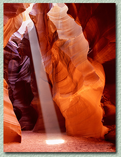 Upper Antelope Slot Canyon, Arizona