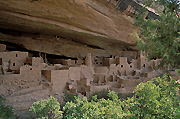 Photograph of Cliff Palace, Mesa Verde National Park