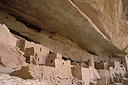 Photo of Cliff Palace, Mesa Verde National Park.