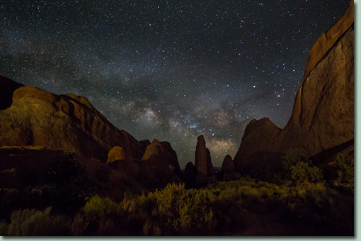 Moab, Utah - Milky Way Photography Workshop