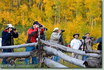 Colorado Autumn Workshop Photo