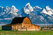 Grand Teton National Park Photographs