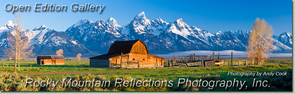 Grand Teton Photos